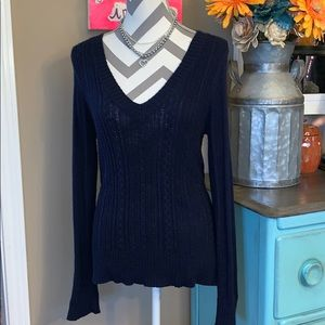 Aeropostale Navy Blue Sweater